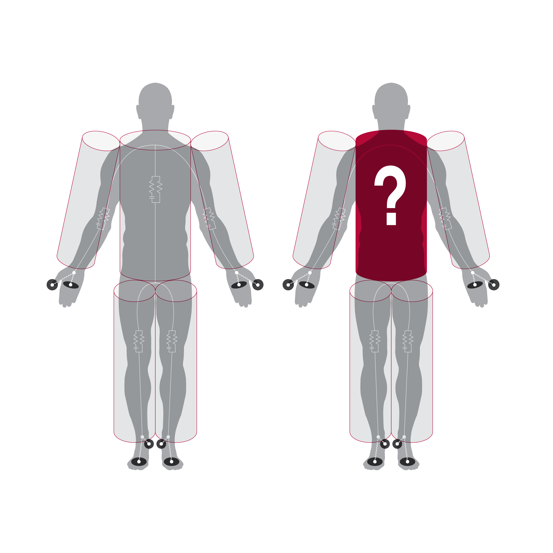 missing torso measurement
